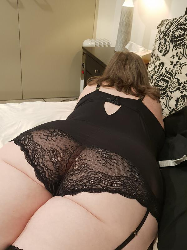 BBW VeronicaNow back in Wellington :)
