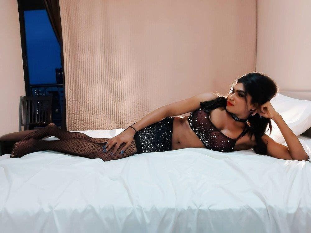 Sexy Brazalian Shemale