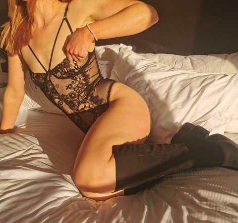 """Miss Lilly Stone """"Red Head women are like other women - only more so"""" is best described as sensual"""