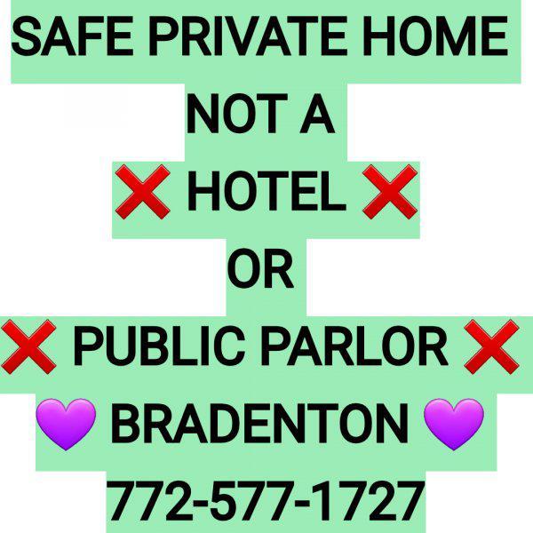♥️ PVT HOME- BEADENTON- CORTEZ RD & US 41 ♥️