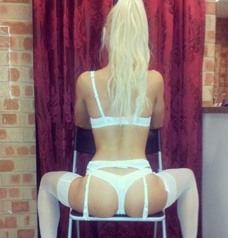 ❤️❤️Alayna stunning blonde Russian model 21