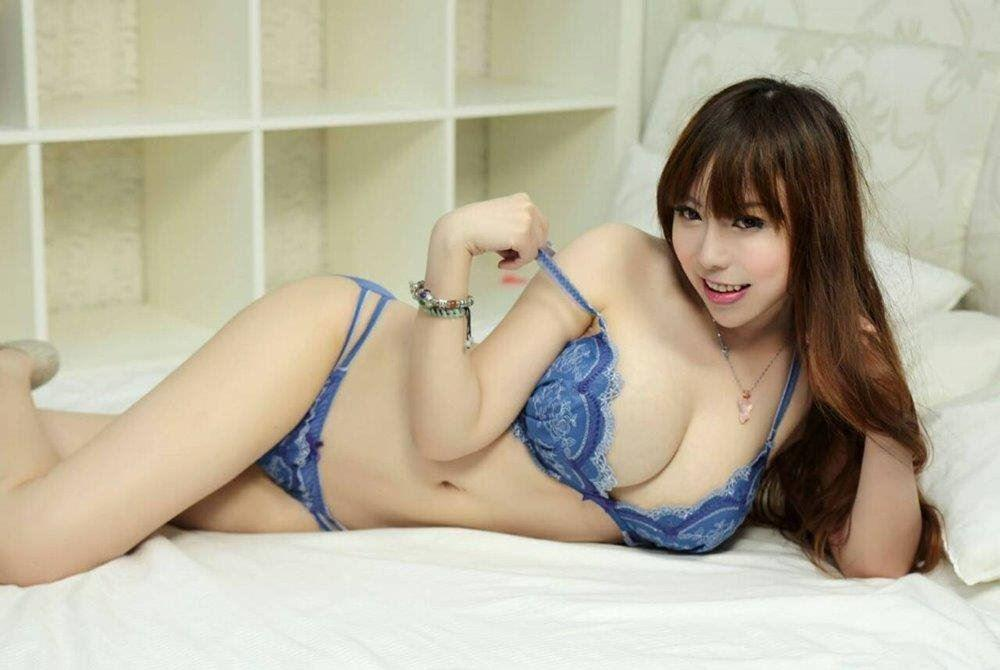 New passionate naughty sexy girl