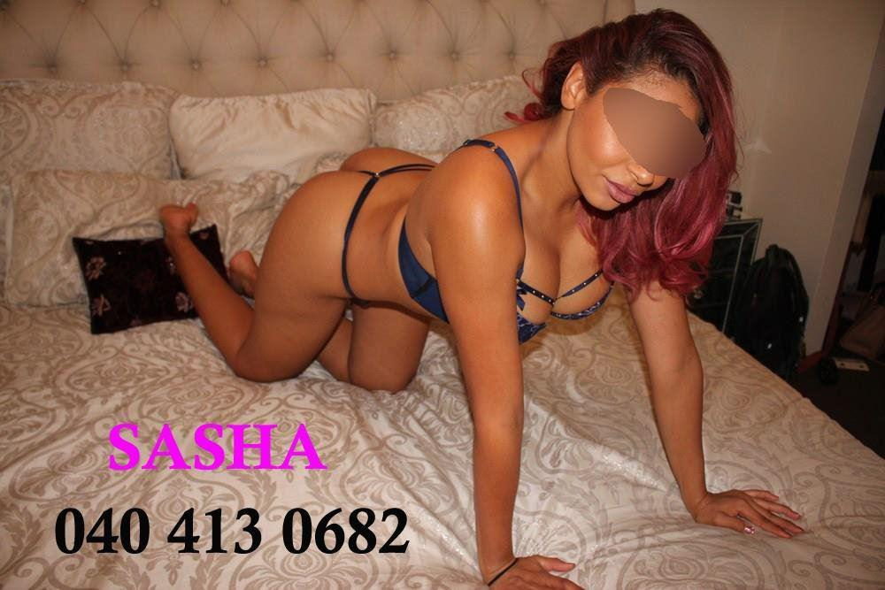 Sasha is Back
