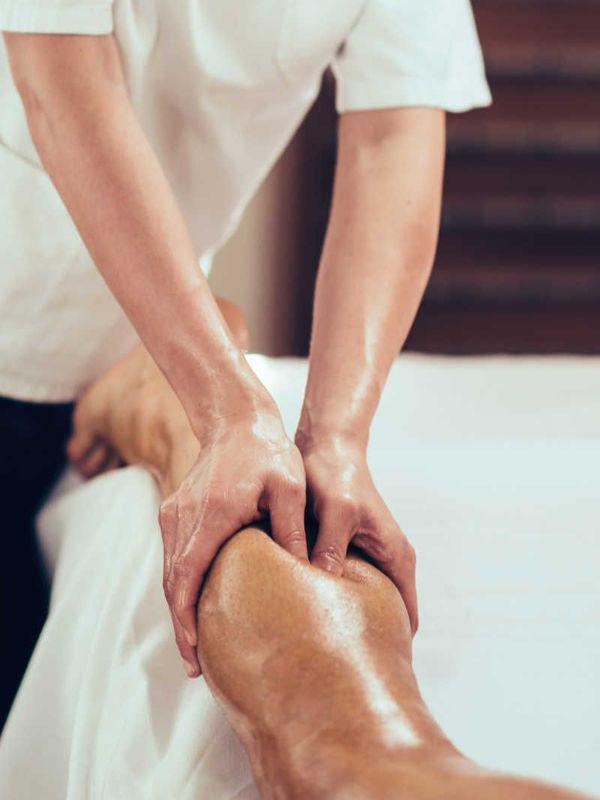 SK715Real deep tissue Massage.