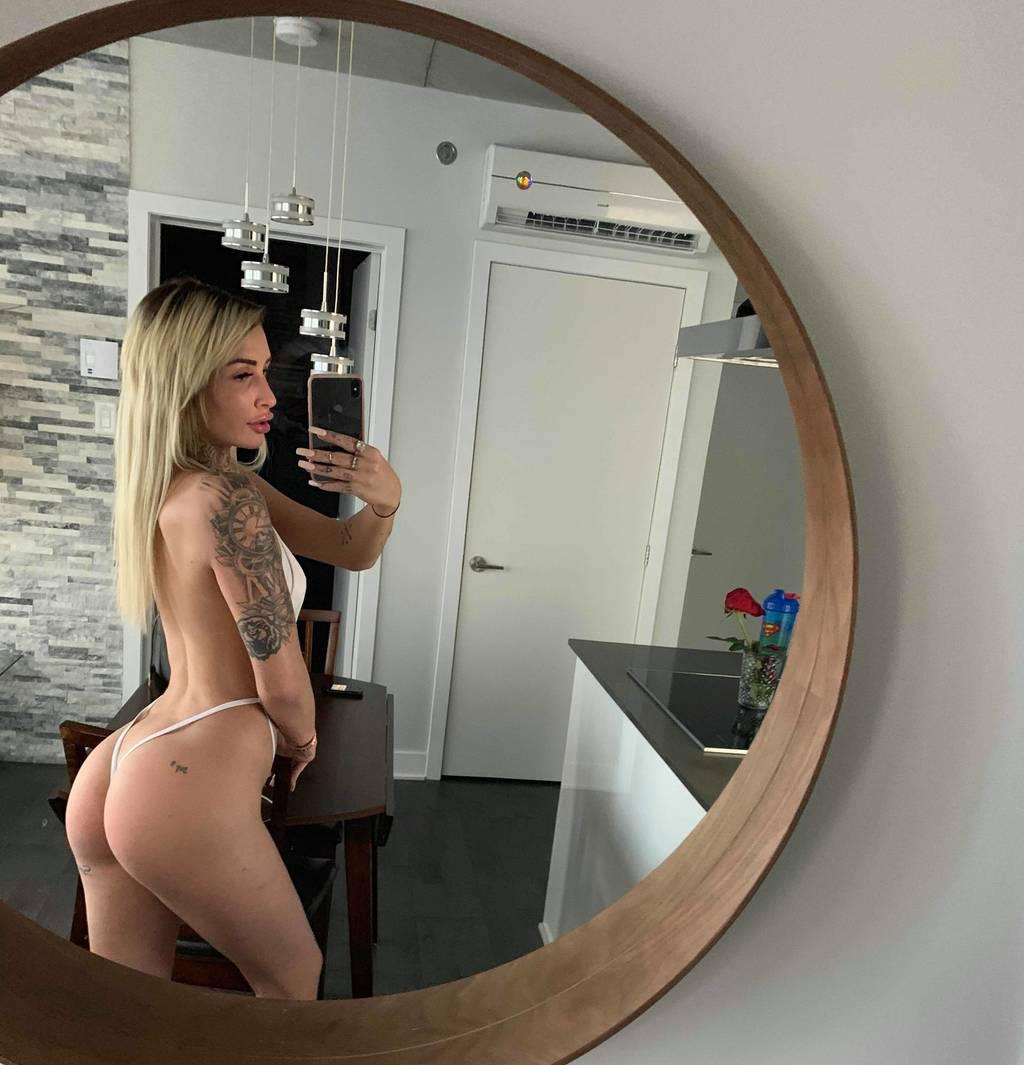 Ana Ross Sweet Naughty Blonde 1000% real photos