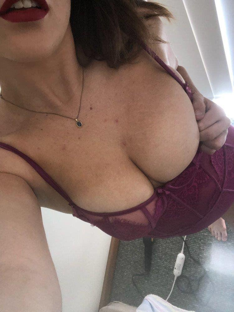 Young and Horny, Busty Aussie brunette LULU wants to suck your cock, Central Coast only, Private B