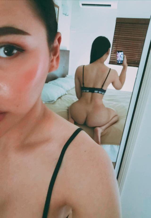 Hot Asian Transexual with BIG tools. Available in Wollongong