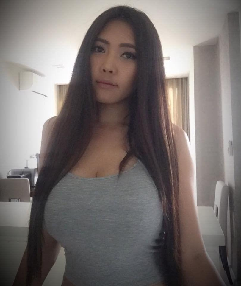 Busty Thai Babe -Erotic Tease Ultimate Nautral sex GFE lead u to the heaven