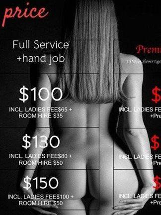 New North Sydney, Only $90 for 30mins blow job and hand job, $100 for full Service