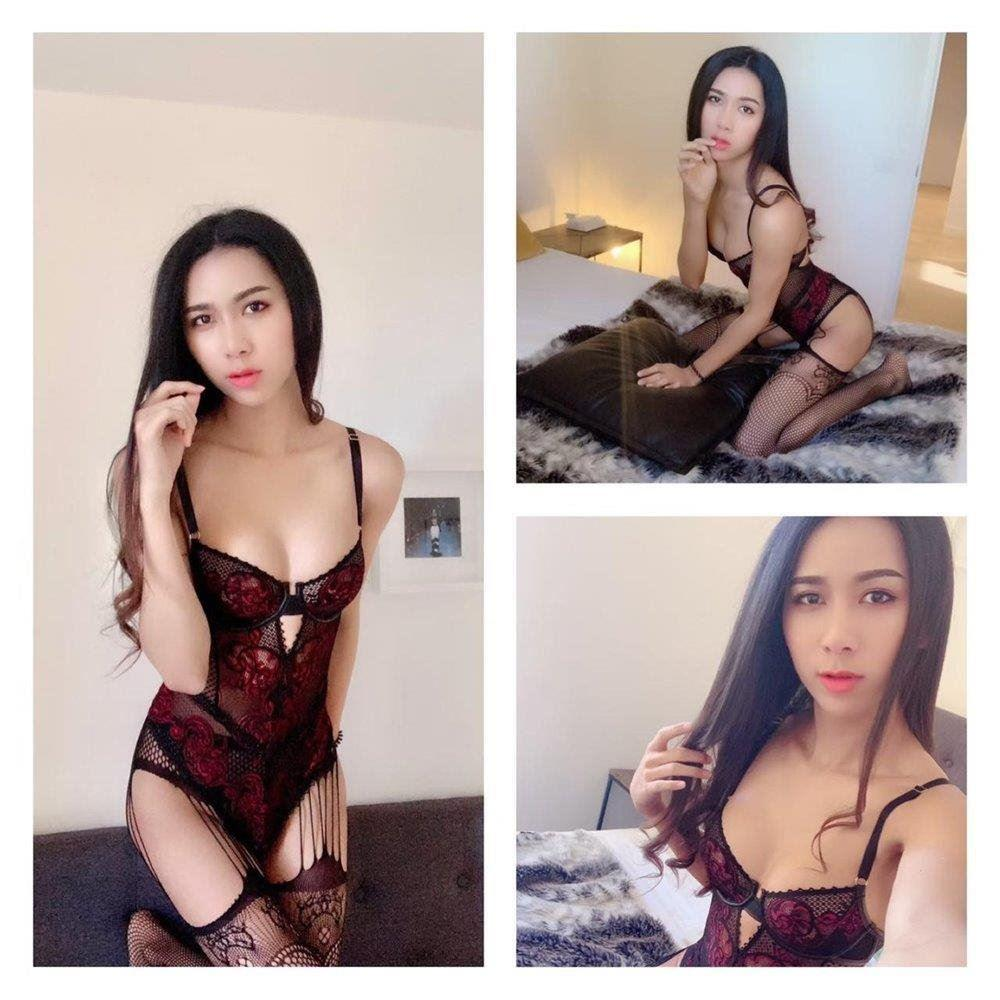 Hot Pia Young Asian Ladyboy