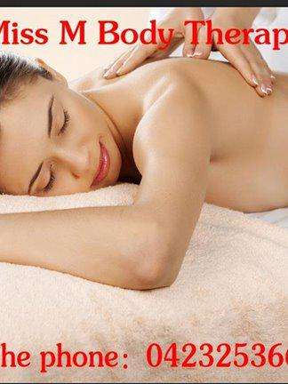 Relaxing full body oil massage👍