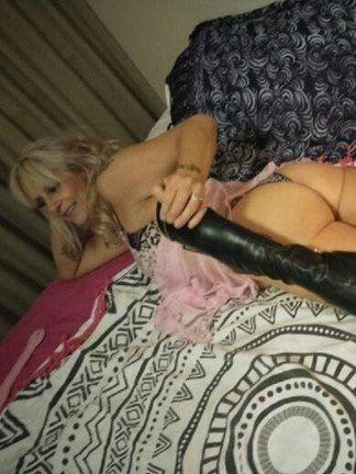 Cougar Wants You to Blow ... Make Me Sweat