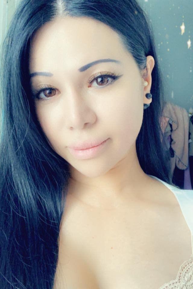 New girl Latina mix