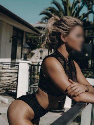 NEW French Australian Blonde Buxom Babe - 0420 294 324