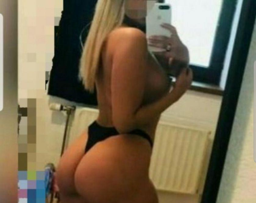 NEW INDEPENDENT ESCORT BLONDE REAL PICTURES100%