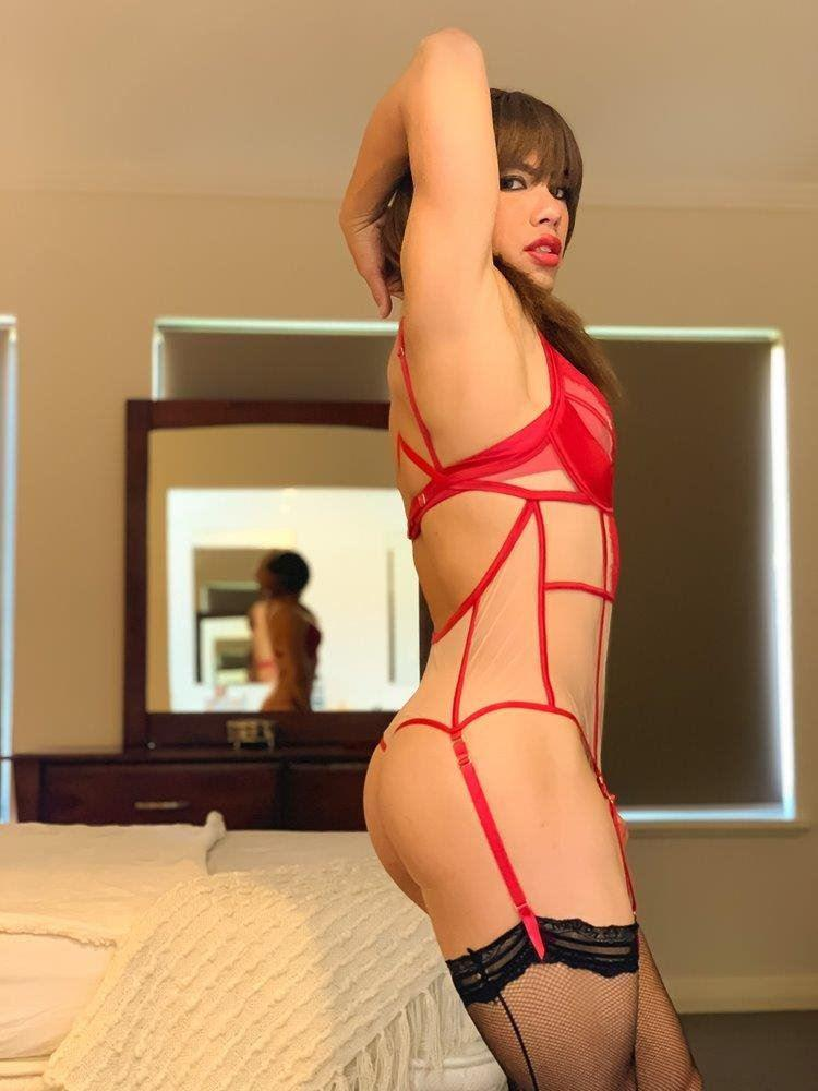 Amber McQueen - Your favourite Tgirl in Town - t4m