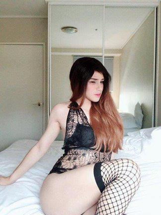 NEW IN TOWN TS LINDA VERY PRETY YOUNG LADYBOY AVAILABLE NOW
