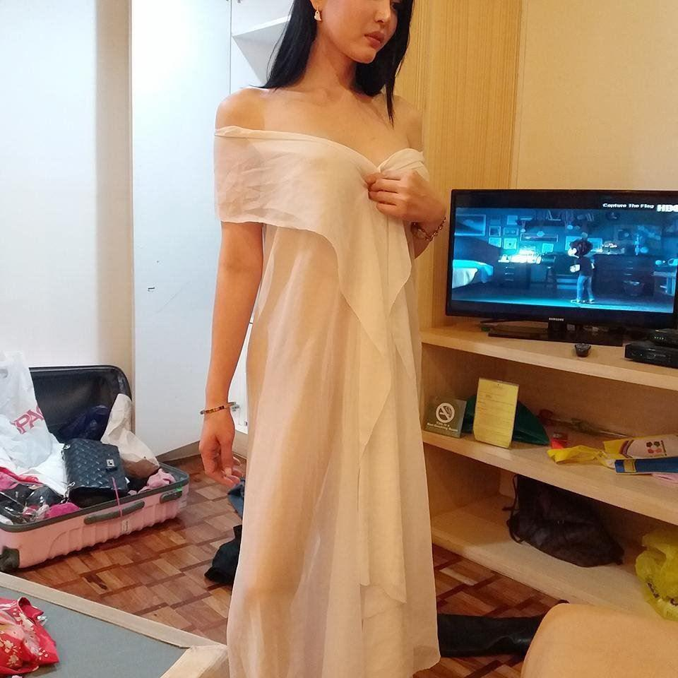 Asian Goddess—Gina