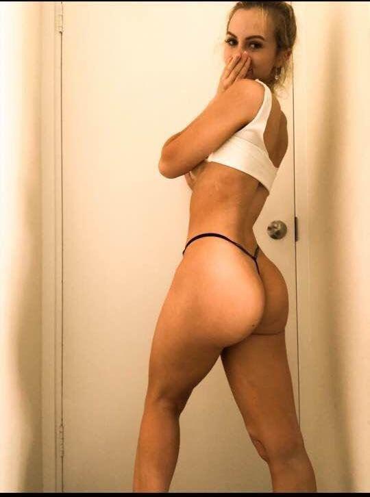 Your Sexy Blonde Teen Dream - Chloe