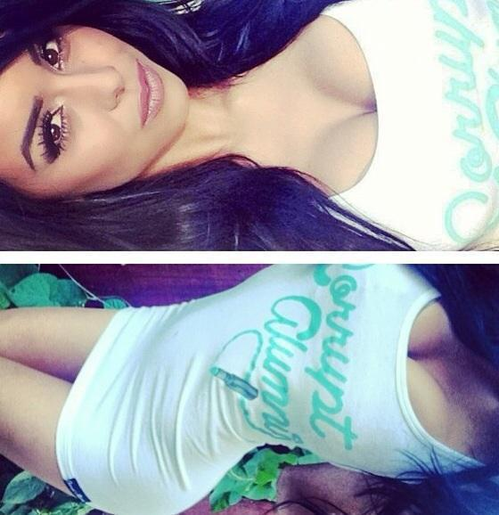 Spice up your life with this GORGEOUS Latina