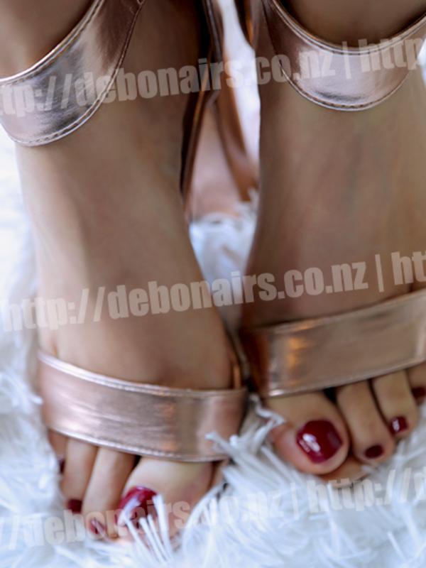 Aucklands Best Foot FetishDiscrete. Genuine. Gorgeous.