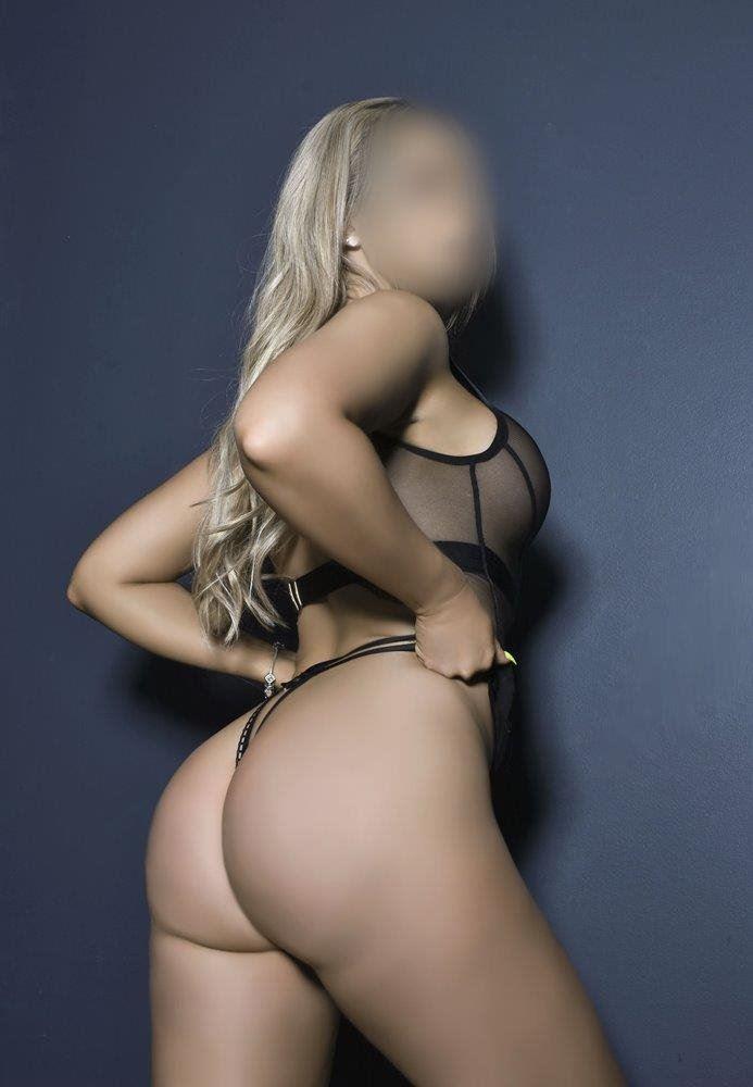 Jordan - Aussie Blonde BOMBSHELL