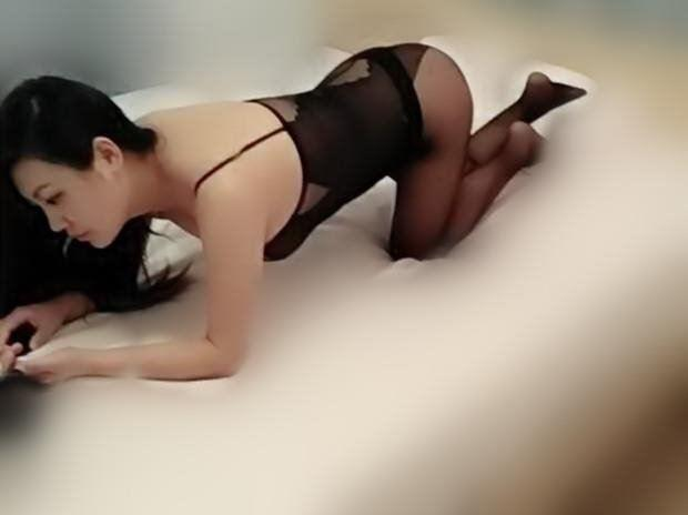 WILD Thai Girl Amazing Escort First Time Landed